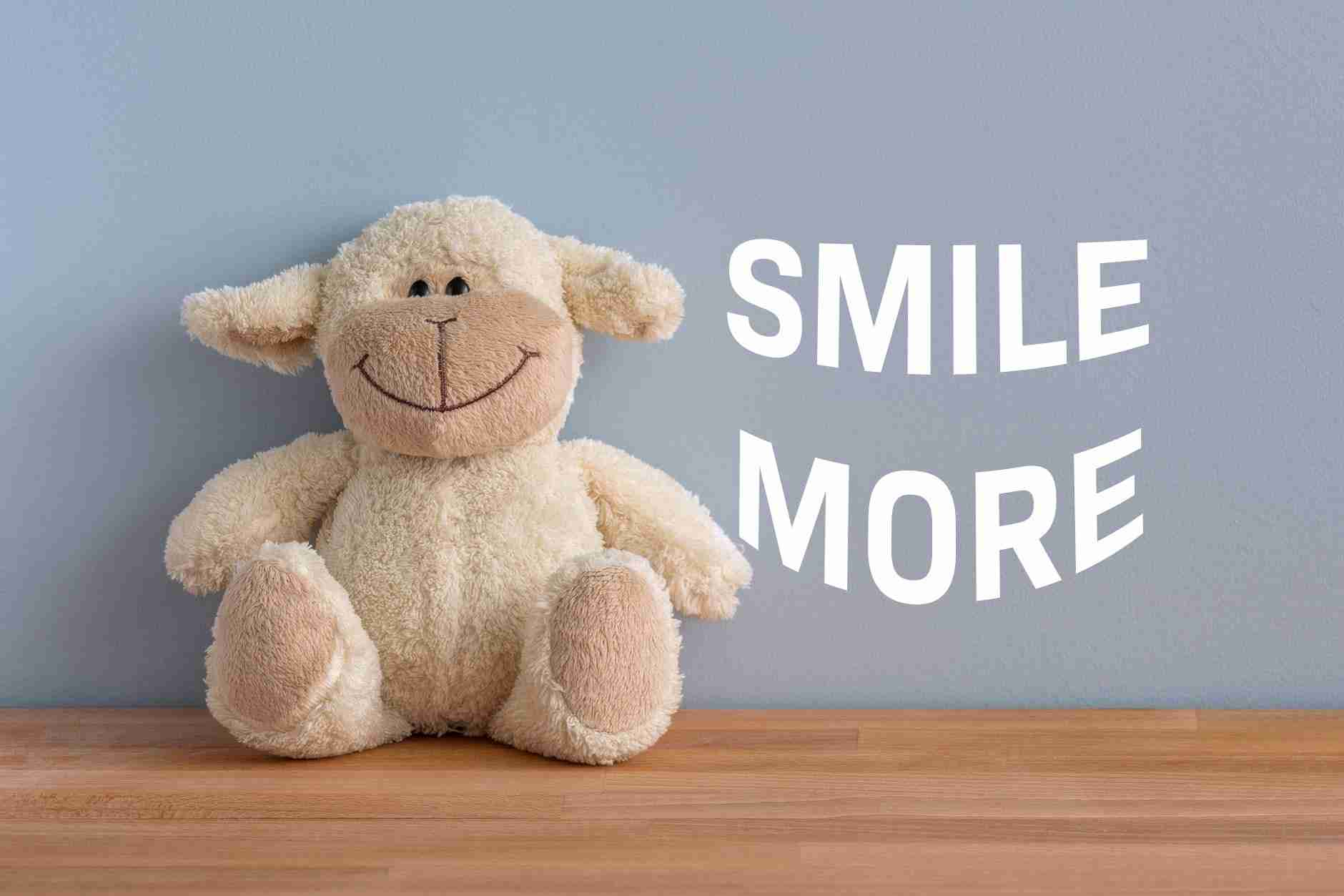 Smile More For Your Health