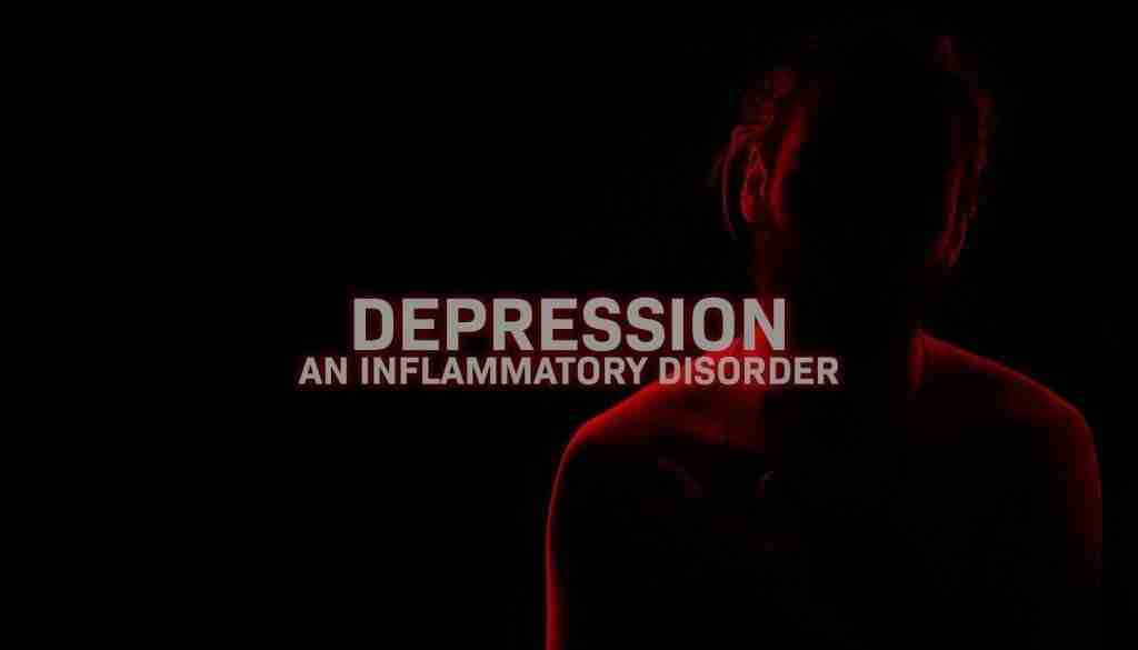 Depression is an inflammatory disease