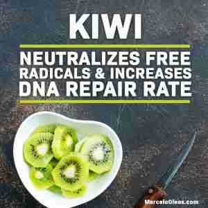 Benefits of eating kiwi!