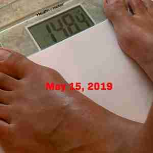 KetoGen4 - May 15, 2019 Weight