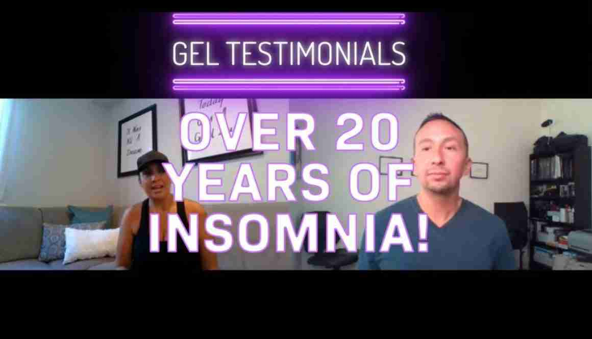 Dealing with chronic insomnia
