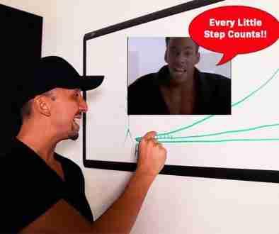 Tony Robbins 2 mm rule