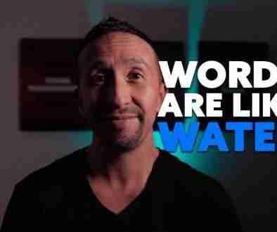 Marcelo Oleas - Words Are Like Water