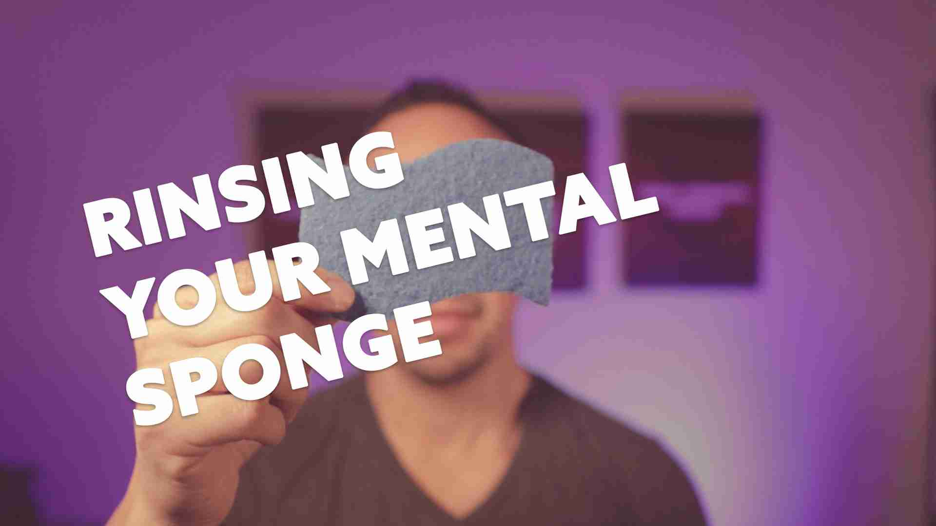 Marcelo Oleas - Rinse Your Mental Sponge