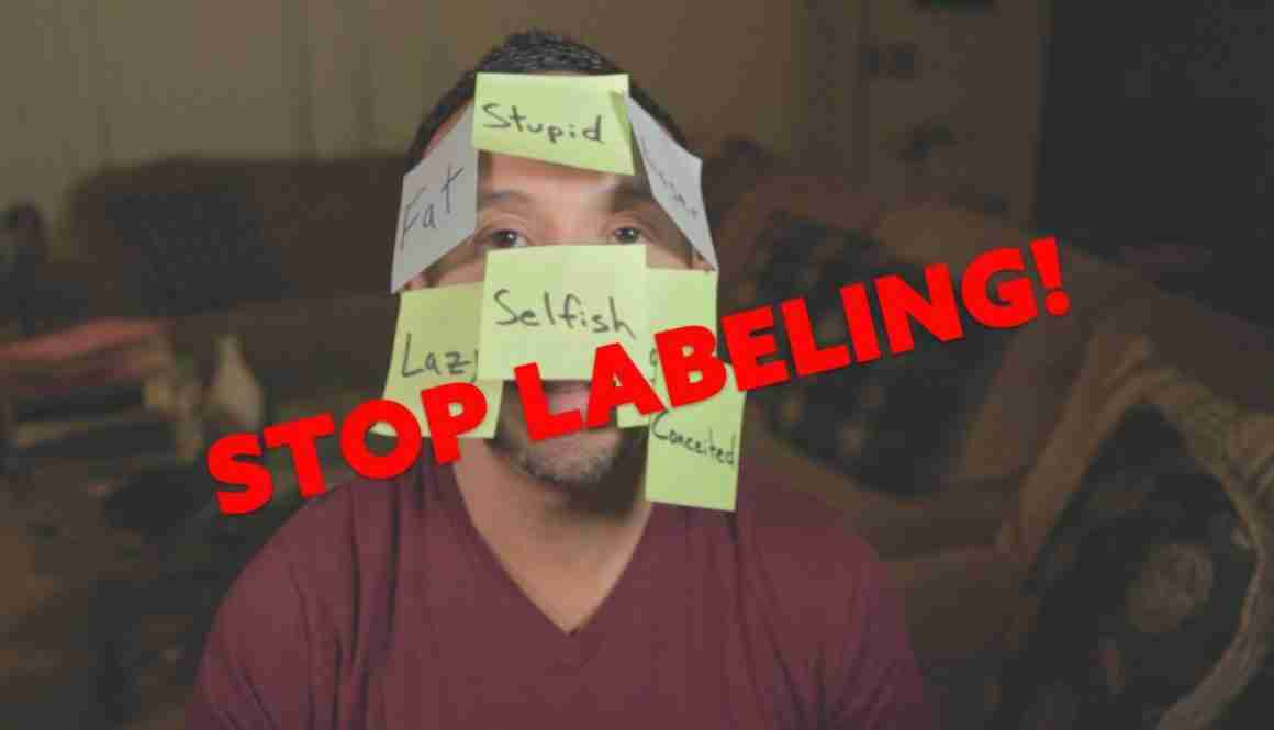 Affects of using identity labels - Marcelo Oleas