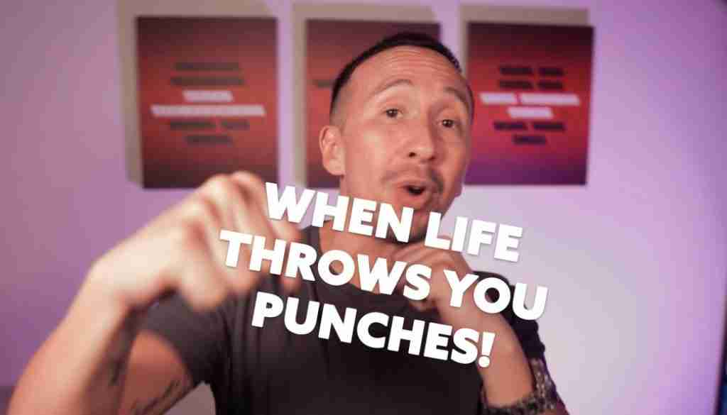 Marcelo Oleas - when life throws you punches