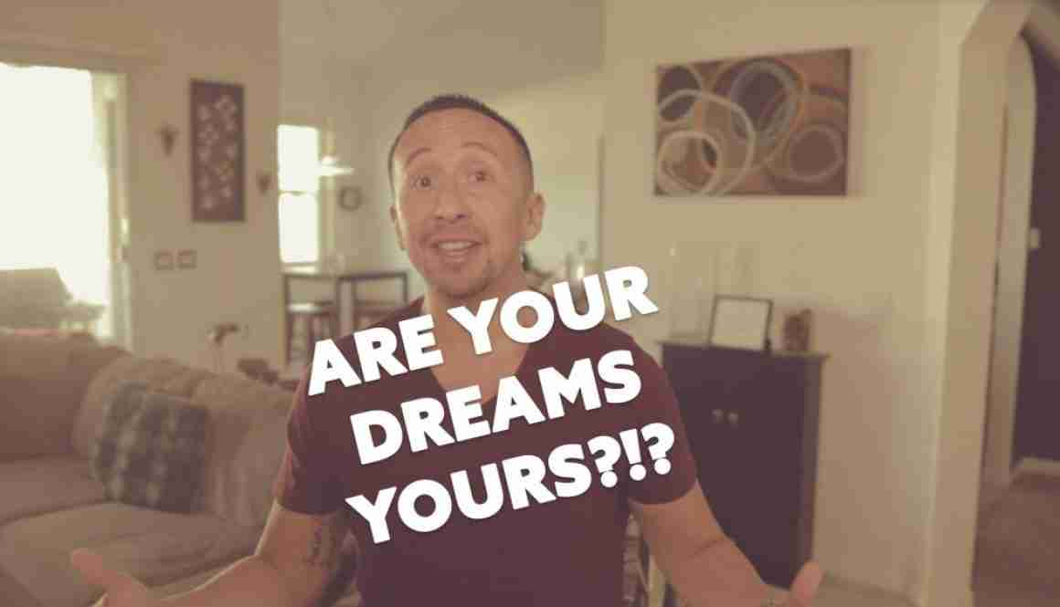 Marcelo Oleas - Are Your Dreams Yours?